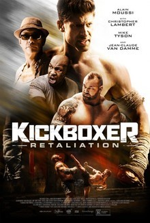 Widget kickboxer retaliation