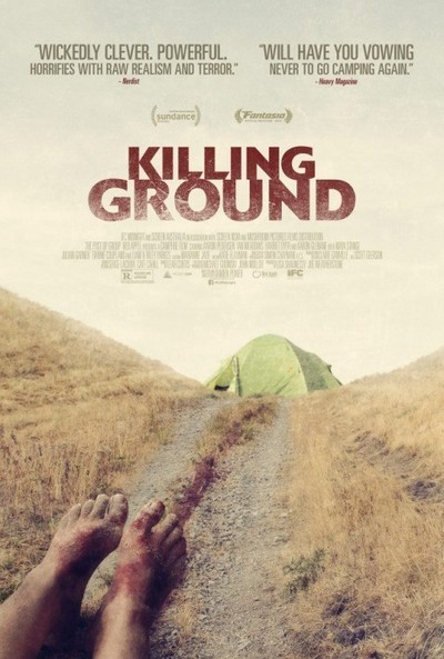 Killing Ground Movie Poster