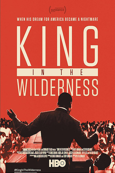 King in the Wilderness movie poster