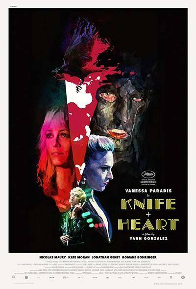 Realistic Knife In The Heart Drawing: Knife+Heart Movie Review & Film Summary (2019)