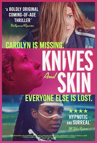 Knives and Skin movie poster