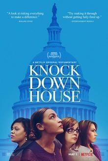 Widget knock poster