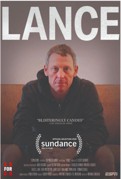 Lance movie poster