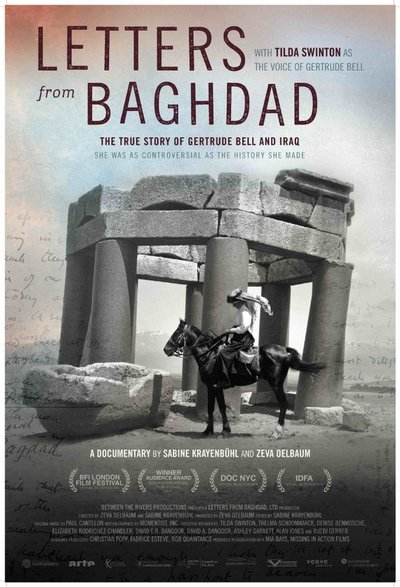 Letters from Baghdad Movie Poster