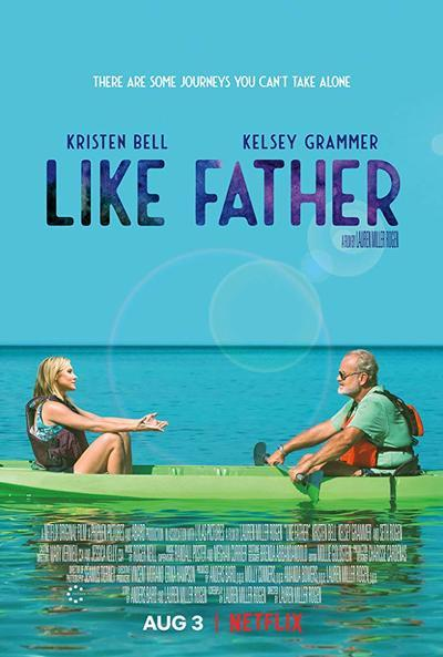 Like Father Movie Poster