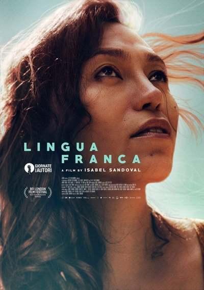 Lingua Franca movie poster