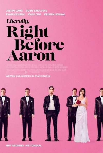 Literally, Right Before Aaron movie poster