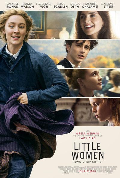 Little Women movie poster