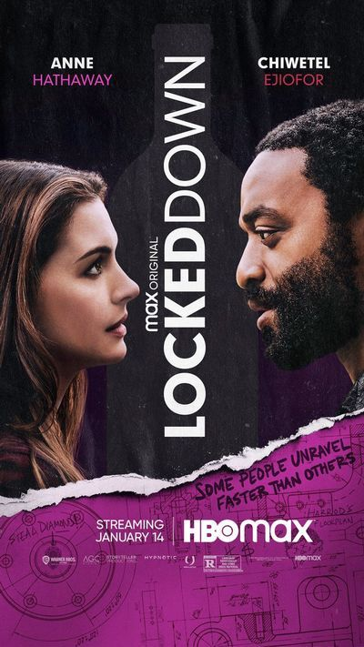 Locked Down movie poster