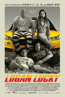 Widget logan lucky poster