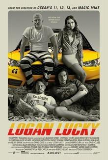 Widget logan lucky poster