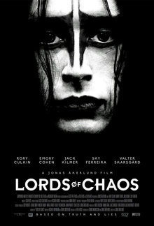 Widget lords chaos poster
