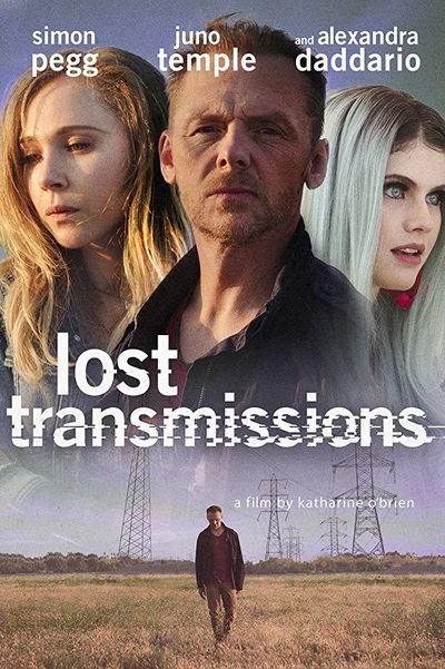 Lost Transmissions movie poster