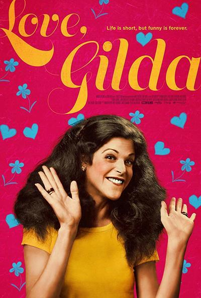 Love, Gilda movie poster