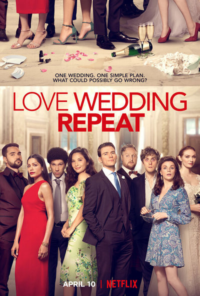 Love. Wedding. Repeat movie poster
