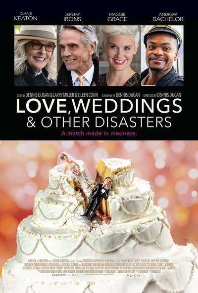 Love, Weddings and Other Disasters movie poster