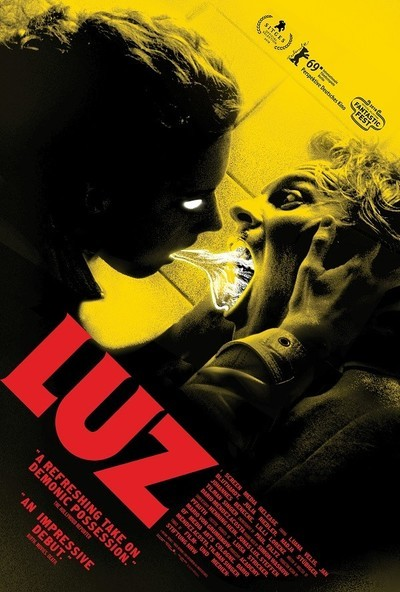 Luz movie poster