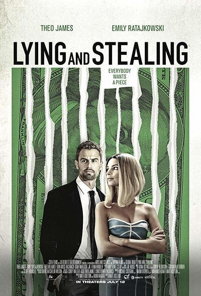 Lying and Stealing movie poster