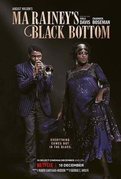 Ma Rainey's Black Bottom movie poster