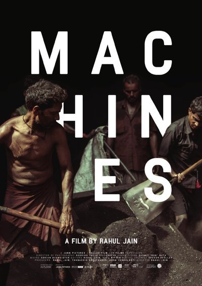 Machines Movie Poster
