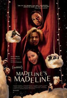 Widget madeline poster
