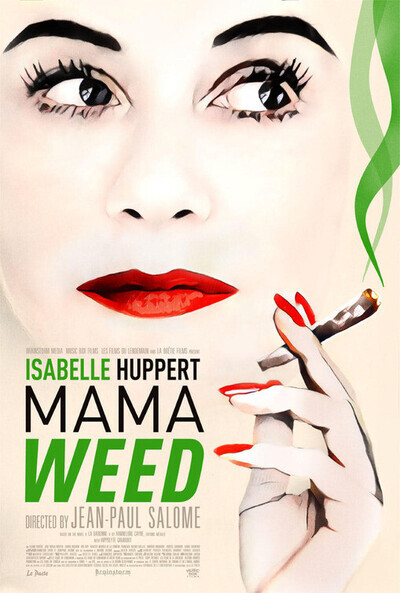 Mama Weed movie poster