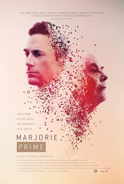 Marjorie Prime Movie Poster