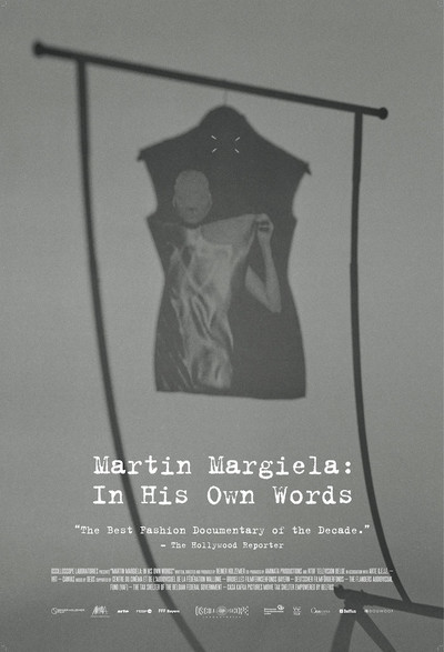 Martin Margiela: In His Own Words movie poster