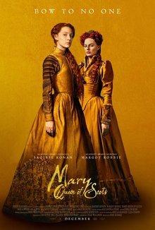 Widget mary queen poster