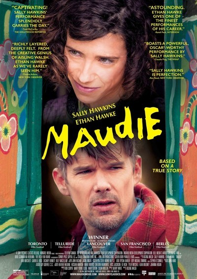 Maudie Movie Poster