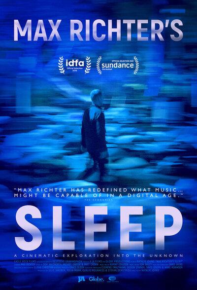 Max Richter's Sleep movie poster