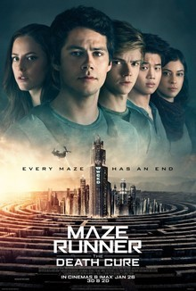 Widget maze runner the death cure ver2