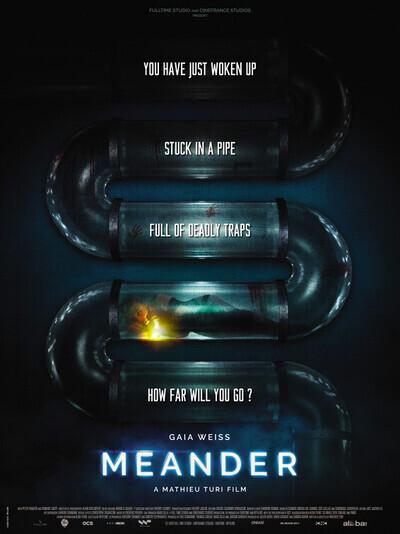 Meander movie poster