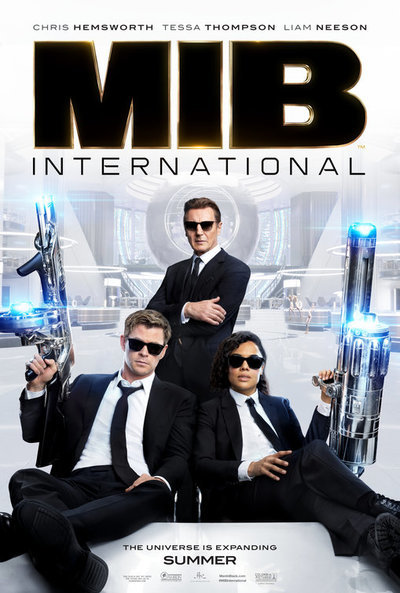 Men In Black International Movie Review 2019 Roger Ebert