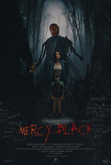 Widget mercy black poster