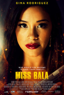 Widget miss bala poster