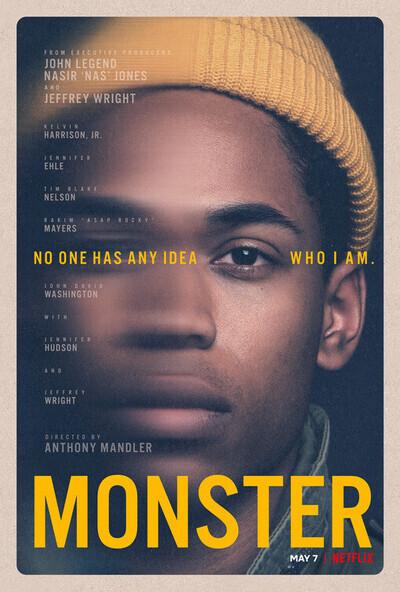 Monster movie poster