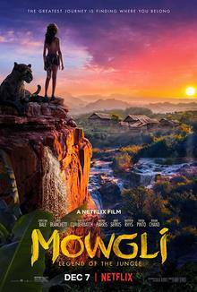 Widget mowgli poster