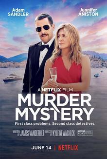 Widget murder poster