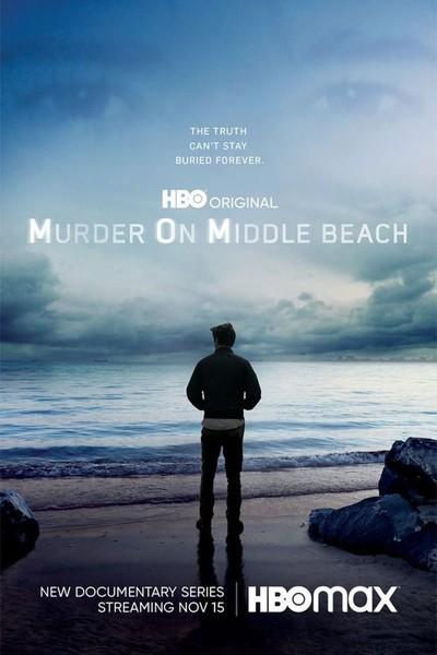 谋杀中间海滩电影海报