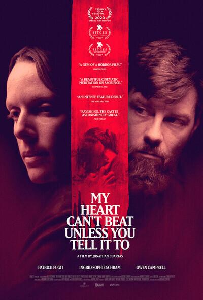 除非你告诉电影海报,否则我的心无法击败
