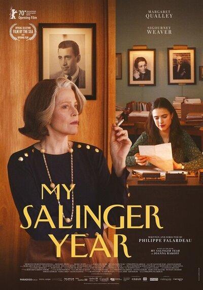 My Salinger Year movie poster