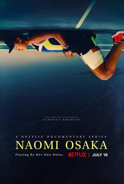 Naomi Osaka movie poster