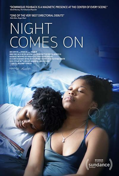 Night Comes On Movie Poster