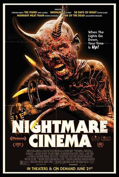 Nightmare Cinema Movie Poster