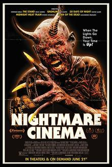Widget nightmare cinema