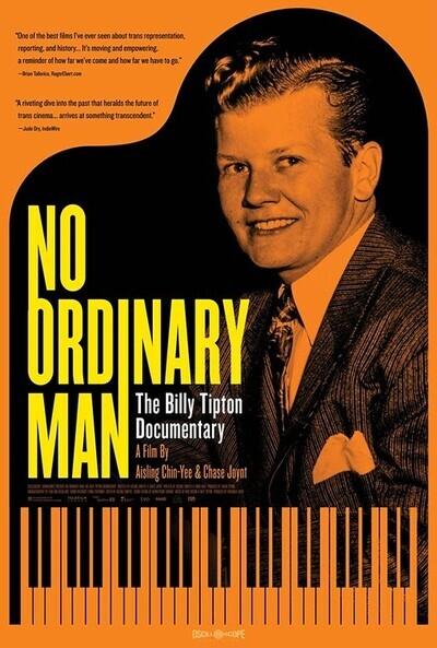 No Ordinary Man movie poster