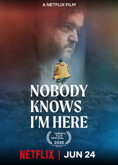 Nobody Knows I'm Here movie poster
