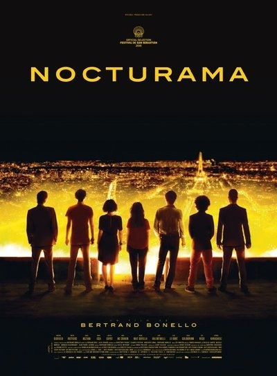 Nocturama Movie Poster