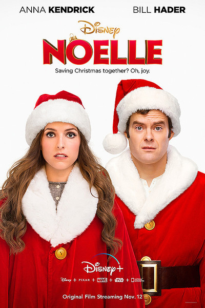 Noelle movie poster